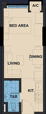 wil tower quezon city condo studio unit