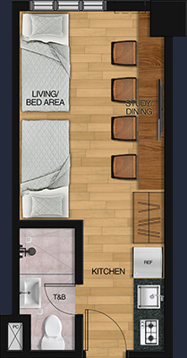 vista gl taft condo 2 bunk bed