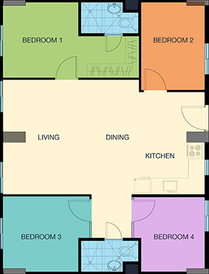 northpoint davao condo 4 bedrooms unit