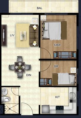 costa vista boracay 2 bedroom suite unit